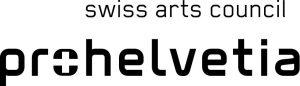 Swiss Arts Council Prohelvetia